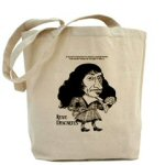 Descartes Tote Bag